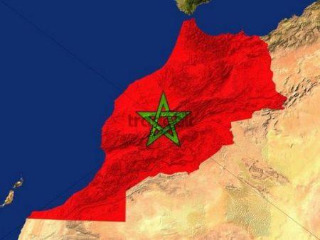 خلفيات علم المغرب (4)