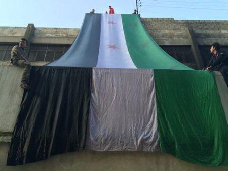 خلفيات علم سوريا (3)