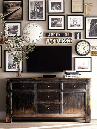 ديكورات تلفزيون LCD (4)