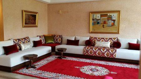 ديكورات صالونات مغربية 2017 (3)