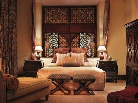 ديكورات غرف نوم مغربية (2)