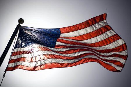 علم امريكا 2