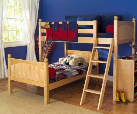 سرير اطفال مودرن 2017 (3)