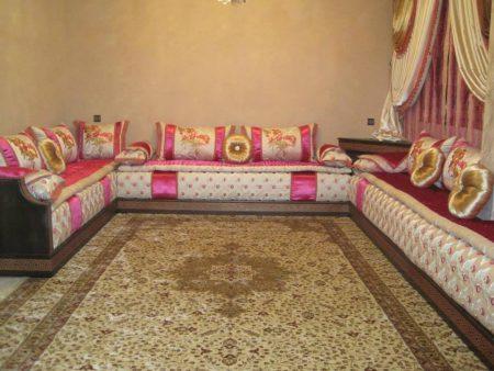 صالون مغربي عصري (3)