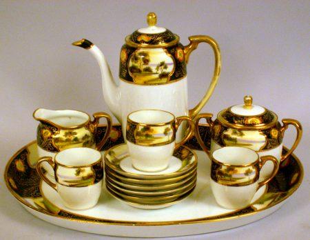 اطقم تقديم شاي وقهوة 2