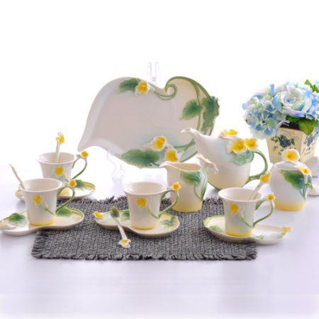 صور اطقم تقديم شاي وقهوة (3)