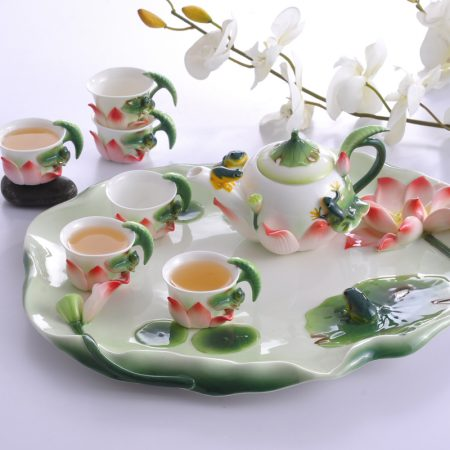 صور اطقم شاي وقهوة مودرن تركي وايطالي للنيش (3)