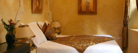صور تصميمات وديكورات غرف نوم مغربية (1)
