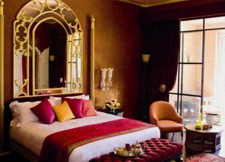 تصميمات وديكورات غرف نوم مغربية 3