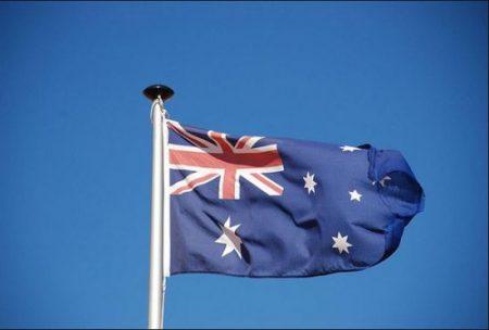 صور علم استراليا في رمزيات العلم الاسترالي (2)