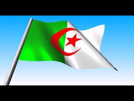 صور علم الجزائر (3)