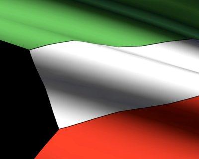 صور علم الكويت (4)