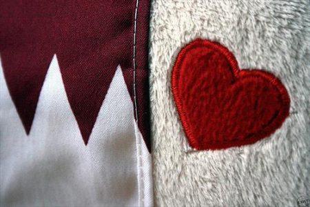 صور علم دولة قطر رمزيات وخلفيات (2)