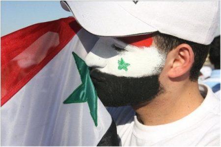 صور علم سوريا (1)