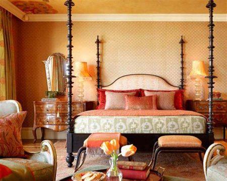 صور غرف نوم مغربية (2)