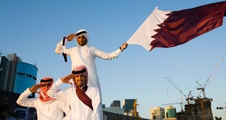 صور لعلم قطر (4)