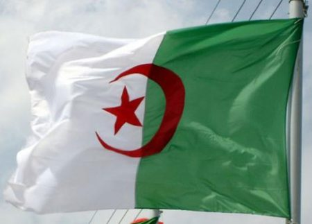 علم الجزائر (2)
