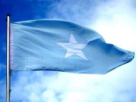 علم الصومال (1)