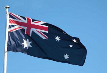 علم دولة استراليا (1)