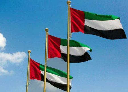 علم دولة الامارات (4)