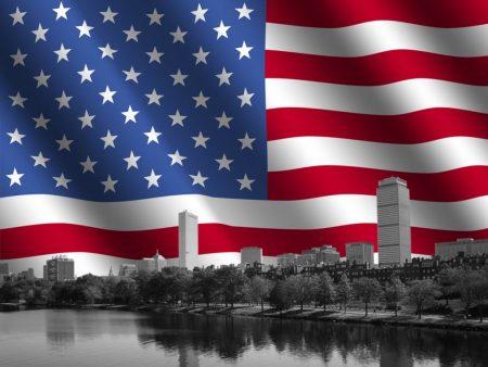 علم دولة امريكا (1)