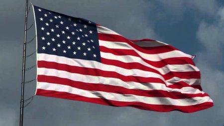علم دولة امريكا (3)