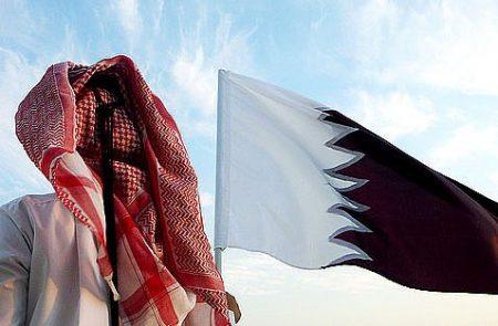 علم دولة قطر (2)