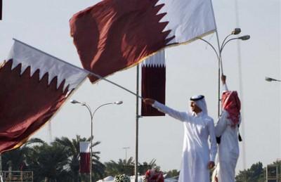 علم دولة قطر (3)