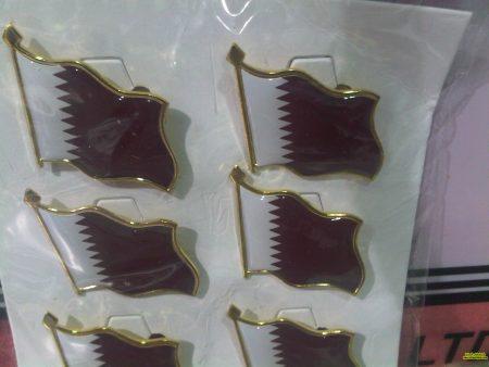 علم دولة قطر (5)