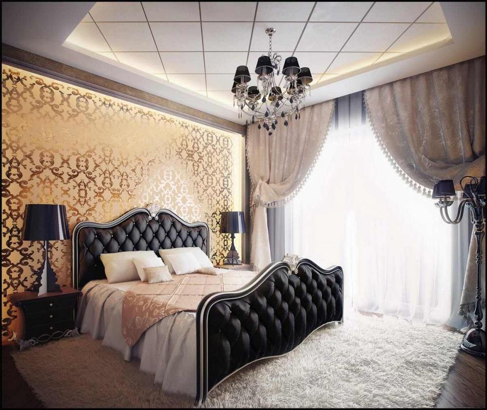 غرف نوم عصرية وفخمة