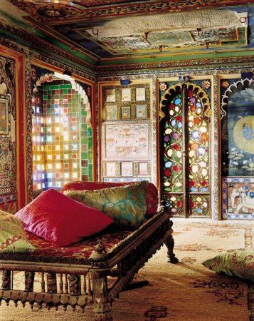 غرف نوم بتصميمات مغربية (1)