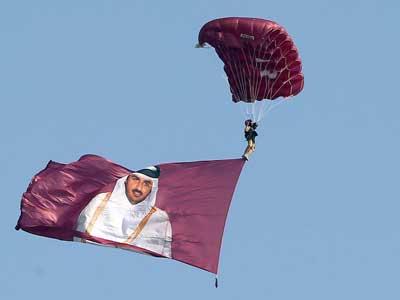 قطر بالصور علم (3)