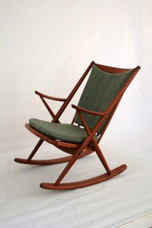 كرسي كلاسيك هزاز (3)