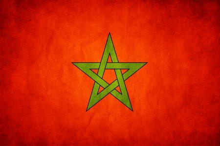 Morocco Flag HD (1)