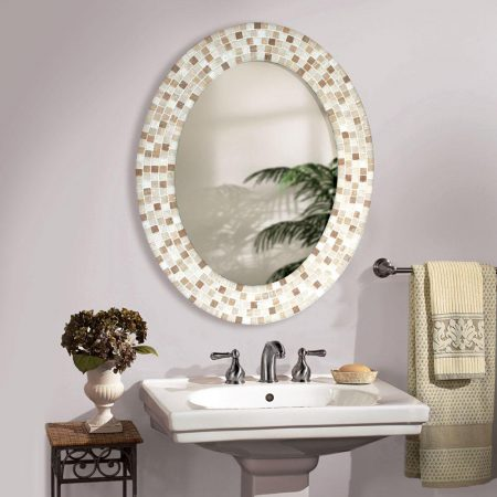 مرايا حمامات مودرن باشكال وتصميمات حديثة 2017 ميكساتك