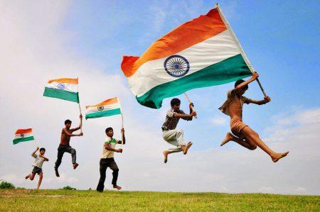 اجمل خلفيات صور العلم الهندي (2)