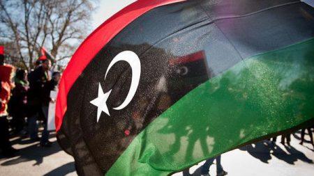 اجمل صور العلم الليبي (1)