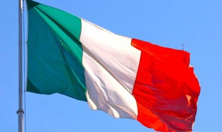 العلم الايطالي بالصور (1)