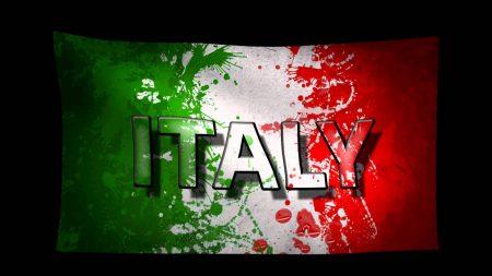 العلم الايطالي (1)