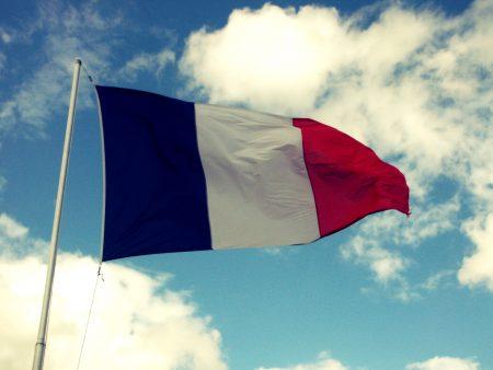 العلم الفرنسي (1)