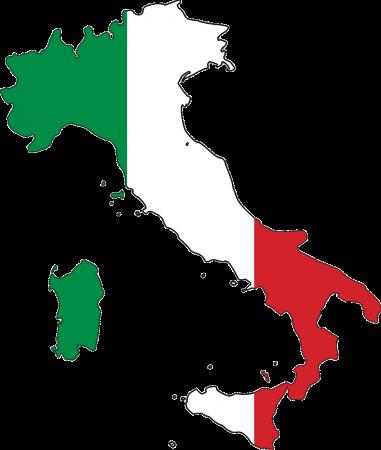 الوان علم ايطاليا (1)