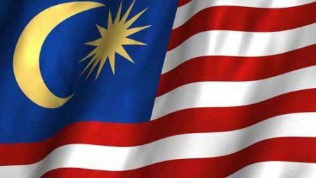 الوان علم ماليزيا بالصور (1)