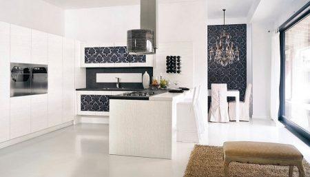 تشطيبات المطبخ العصري 2017 (2)
