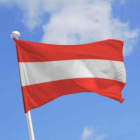 علم النمسا 1