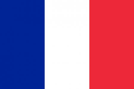 رفرفة علم فرنسا (1)