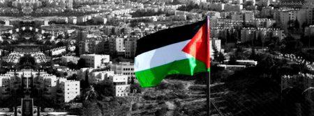رفرفة علم فلسطين (3)