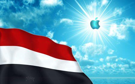 صور العلم اليمني بالوانه (2)
