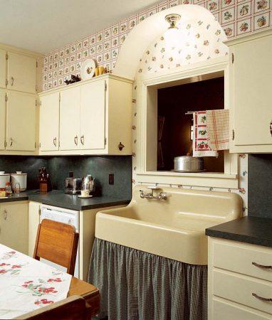 صور تشطيب المطبخ (2)