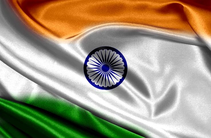 Flower With Indian Flag Hd: صور علم الهند رمزيات وخلفيات India Flag