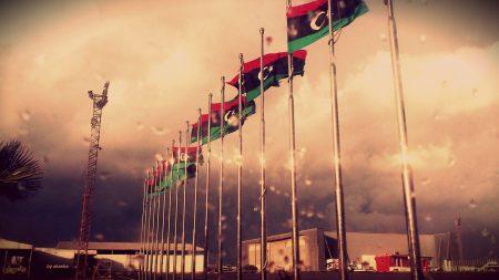 صور رمزية لعلم ليبيا (1)